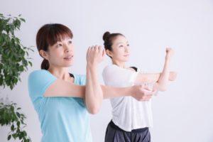 自律神経を整える。適度な運動